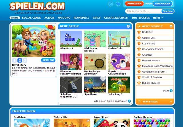 beste spieleseiten online