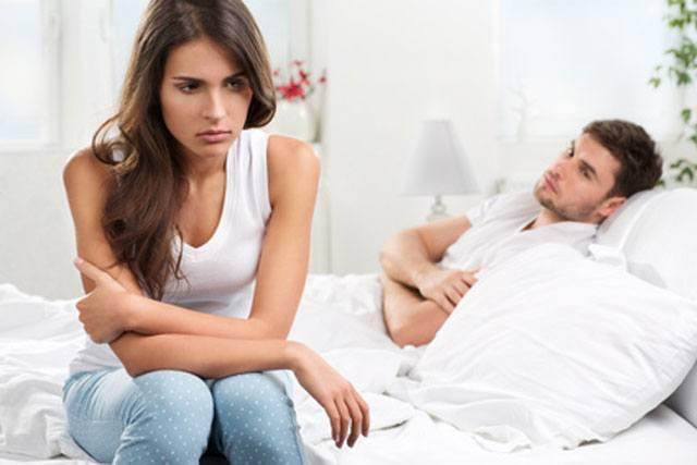 Abbildung 3: Streit und Konflikte sollte außerhalb des Schlafzimmers ausgetragen werden.