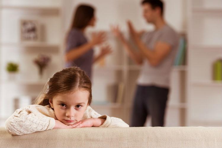 Umgangsregelungen wenn Eltern sich trennen