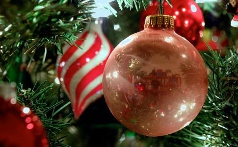 Das Weihnachtsfest mit Familie