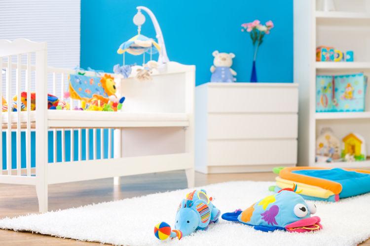 Wunderschöne Kinderzimmer: Da freut sich die Familie